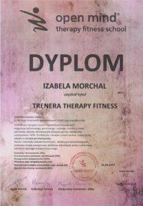 dyplom open mind Izabela Morchal